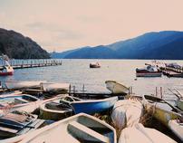 Ashino-ko lake