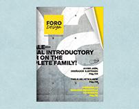 Revista FORO Design