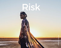 ASTRONAUTS cover story for RISK MAGAZINE