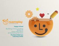 Branding 品牌建置 | Nueroplay Education Group Beijing