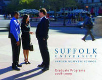 Suffolk University Graduate Prospectus