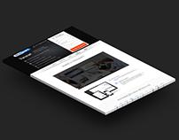 Transoft - Landing Page