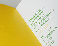 Grolsch ArtBoom Festival in Krakow 2012