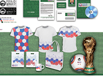 | FIFA WORLD CUP | RUSSIA 2018 | Identity Project |