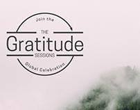 The Gratitude Sessions Branding