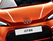 DM: Lançamento Toyota GT 86