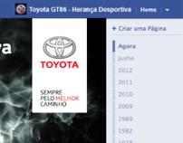 O primeiro museu do mundo de automóveis no Facebook.