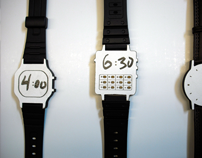 Dry Erase Watches