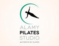 Alamy Pilates Identity