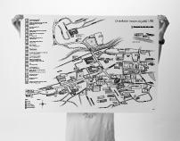 TOMAS BATA UNIVERSITY MAP