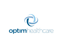 Optim Healthcare // Brand Site