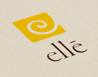 Elle Salon / Identity + Collateral