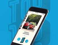 TOP100 - app