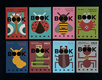 Bookworms. Insects in Polish Illustration for Children.
