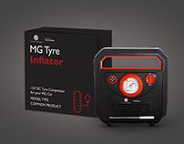 MG Motors Car Accessories