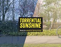 Halfords - Torrential Sunshine