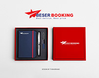 Beserbooking Branding Design