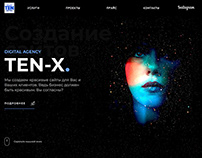 "DIGITAL AGENCY ""TEN-X"""