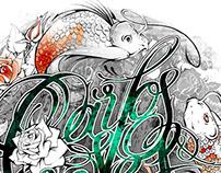 Carps&Roses (Рыбы и Розы)