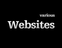 Various Websites