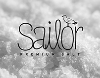 Sailor Salt premium packaging