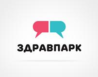ZdravPark — corporate identity