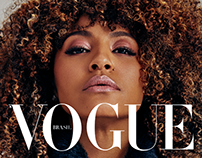 Sheron Menezzes - Vogue Brasil