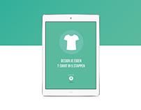 My Design   Interactive scroll app