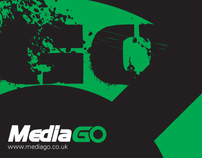 Media Go - Logo and Business Cards