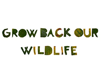 Grow Back Our Wildlife