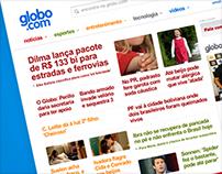 Home Globo.com