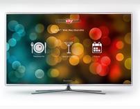 TImes City on Smart TV's