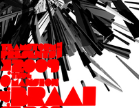 TeamStorm Thug Mansion Poster Design