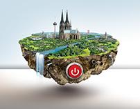 RHEINENERGIE - Köln Insel