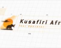 Kusafiri Afrika - Corporate Identity
