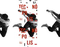Tecnópolis // Brand identity