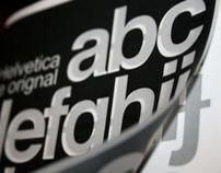 Helvetica the Original.