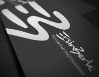 Ersin Berk Logo & Corporate Design