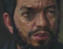 Portrait of Robert Banks