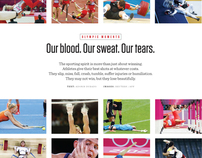 SELECTED SPORT PAGES