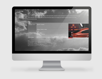 STUDIOP WEBSITE DESIGN