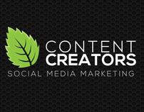 Content Creators Logo