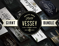 Giant Bundle | 56 Fonts