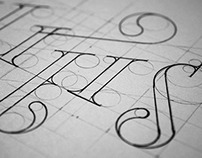 Curtis Handlettered Logotype