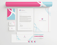 Corporate Identity for Team Up Foundation