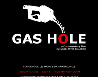 Gas Hole Poster