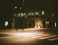 The dark room: Tokyo