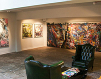 Five of the Best Hidden London Art Galleries