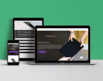 Responsive Image-based Website Redesign