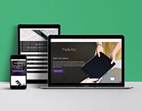 Responsive Image-based Website Redesign